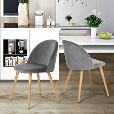 kitchen furniture store dining chairs coavas velvet seat and back kitchen chairs with
