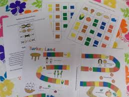 thanksgiving picture cards thanksgiving games turkey land modern homemakers