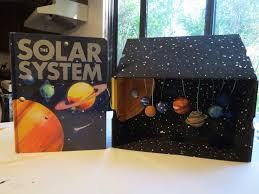 how to make a model solar system solar system solar and models