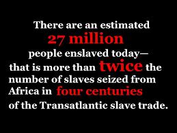 Human Trafficking Estimates by Human Trafficking Presentation