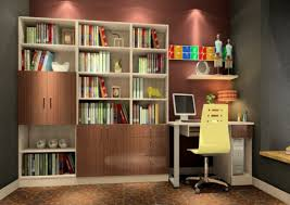 pictures on study wall unit designs free home designs photos ideas