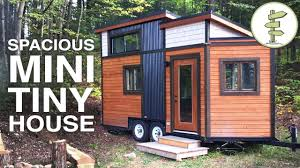 Tiny House by Smallest Tiny House With All The Comforts Of Home Full Tour