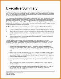 executive summary resume exles executive summary for a resumes paso evolist co