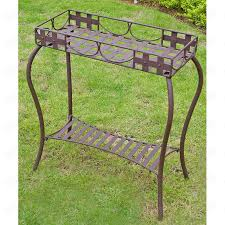 discount urns inspirations indoor plant stands planter wrought iron