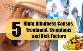 Vitamin A Deficiency Causes Night Blindness Vitamin A Night Blindness Symptoms Best Blind 2017