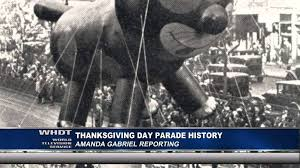 thanksgiving the history of macys thanksgiving day parade grand