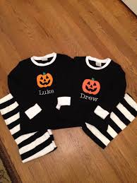 halloween pajamas for kids kids fall halloween pajamas pinwheel prints