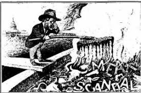 muckraker where did the term come from reed s mass media
