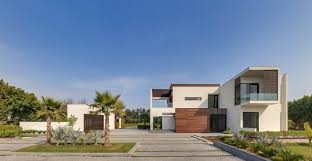 home exterior design in delhi f3 farmhouse dada u0026 partners house architecture and modern