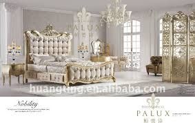Luxury Bedroom Sets 316 King Size Antique Bedroom Set And Luxurious Chagne