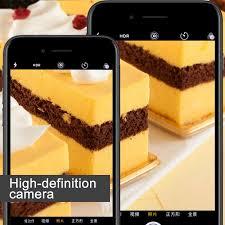 cuisine plus lens iphone 7 plus 8 plus rear lens glass protector ultra thin