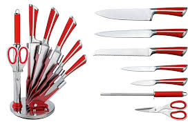 7pcs kitchen knife set with holder u2013 sinomat limited