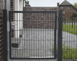 metal garden fencing panels home outdoor decoration