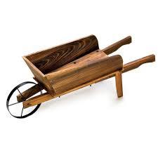 amazon com old fashion wooden wheelbarrow wagon wheel decorative