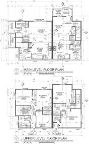 Architectural Floor Plan by Duplex Evstudio Architecture Engineering U0026 Planning Blog