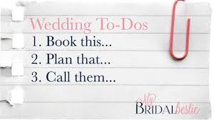 Planning Your Own Wedding Bestie Blog