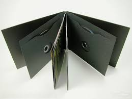 custom photo album cd dvd book manufacturing cd digibook printing bound book