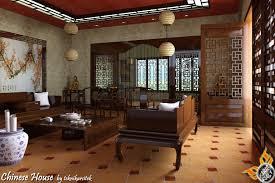 chinese living roomc cai u0027s home traditional chinglish