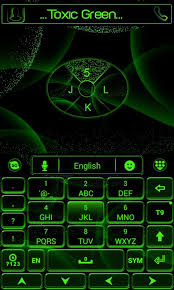 go keyboard apk file toxic green go keyboard theme 4 16 apk android