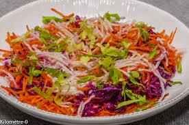 cuisiner les radis noirs salade de chou carotte et radis noir kilometre 0 fr