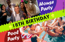 house party ideas 18th birthday party ideas for guys that are boisterously wild