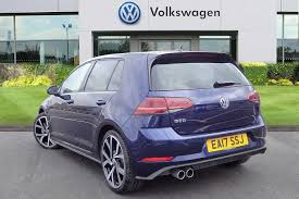 volkswagen atlantic used 2017 volkswagen golf mk7 facelift 2 0 tdi gtd blueline s s