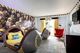 decoration usa pour chambre chambre minions