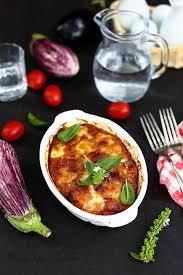 cuisine sicilienne recette parmigiana d aubergines à la sicilienne aubergines recettes et