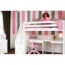 Bunk Beds With Dresser Underneath Cool 49 Loft Bed With Dresser Underneath Home And Garden Site