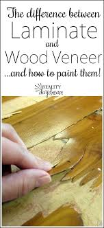 laminate veneer over existing cabinet difference between laminate wood veneer how to paint both