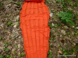 thermarest slacker hammock sleeping pad review section hikers
