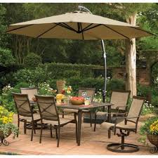 Umbrella Replacement Canopy by Garden Oasis Replacement Canopy For 11 5ft Round Offset Umbrella