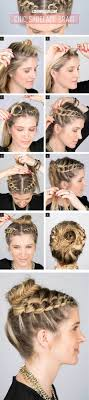 put up hair styles for thin hair best 25 simple braids ideas on pinterest easy work hairstyles
