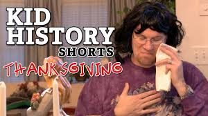 funny family thanksgiving pictures kid history shorts