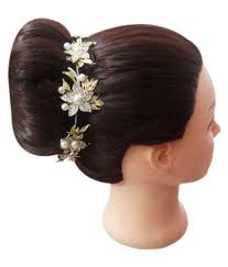 hair accessories online india vogue gold party tiaras hair accessories buy online at low price
