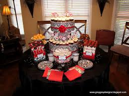 Engagement Decoration Ideas Home by Black And Red Wedding Decorations Images Wedding Decoration Ideas