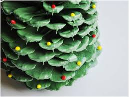 Cone Tree 73 Best Pinecone Crafts Images On Pinterest Christmas Ideas