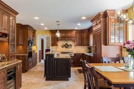 Kitchen Remodel With White Cabinets by Kitchen Luxury Dream Kitchens White Kitchen Cabinets With Dark