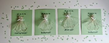 cards to ask bridesmaids wedding wednesday bridesmaid ask boxes an eventful