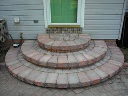 Back Porch Stairs Design Back Porch Steps Ideas Home Design Ideas