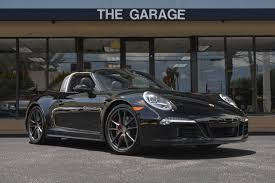 porsche 911 4s targa 2015 used porsche 911 2dr targa 4s at the garage inc serving