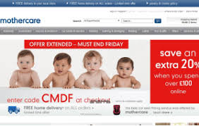discount vouchers mothercare 20 off with mothercare discount voucher codes