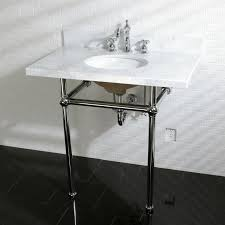 kingston brass kvpb30ma1 fauceture templeton console sink with