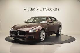 matte maserati quattroporte 2011 maserati quattroporte stock 7039 for sale near westport ct