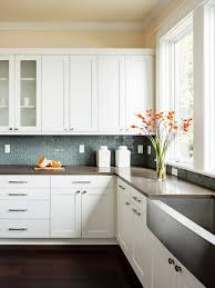 blue kitchen backsplash white cabinets 75 beautiful kitchen with blue backsplash pictures ideas