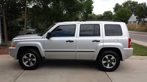 silver jeep patriot black rims travis s pat 2009 jeep patriot jeep garage jeep forum