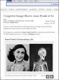 Anne Frank Memes - anne frank at 80