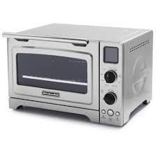 sur la table toaster oven kitchenaid convection countertop oven 12 sur la table