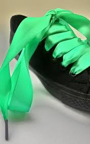 ribbon shoelaces satin ribbon shoelaces shoestrings for hi top low top converse