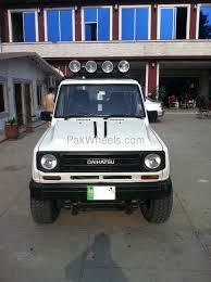 jeep daihatsu daihatsu rocky 1986 for sale in gujranwala pakwheels